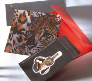 Impression traditionnelle d'enveloppes