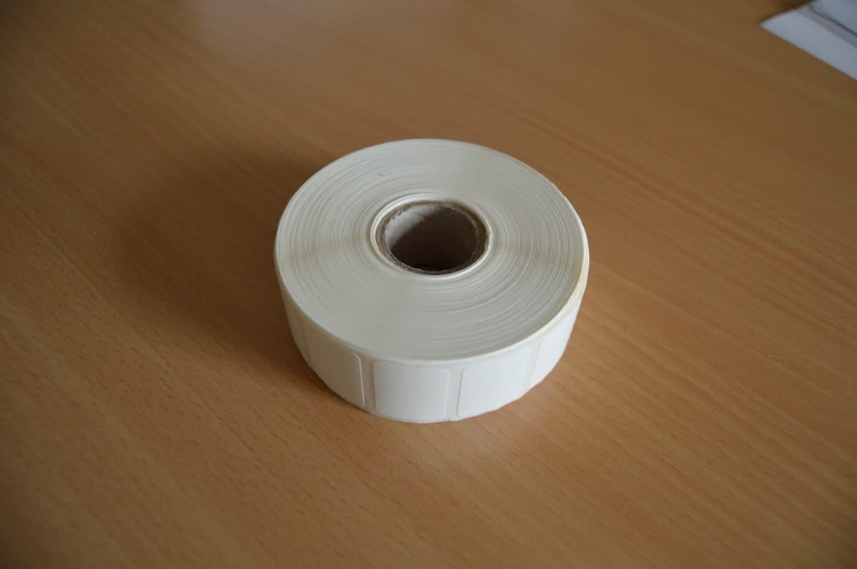 Étiquettes bobine pour cryogénie