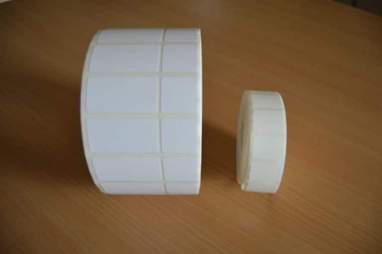 Exemple d'étiquettes LAME