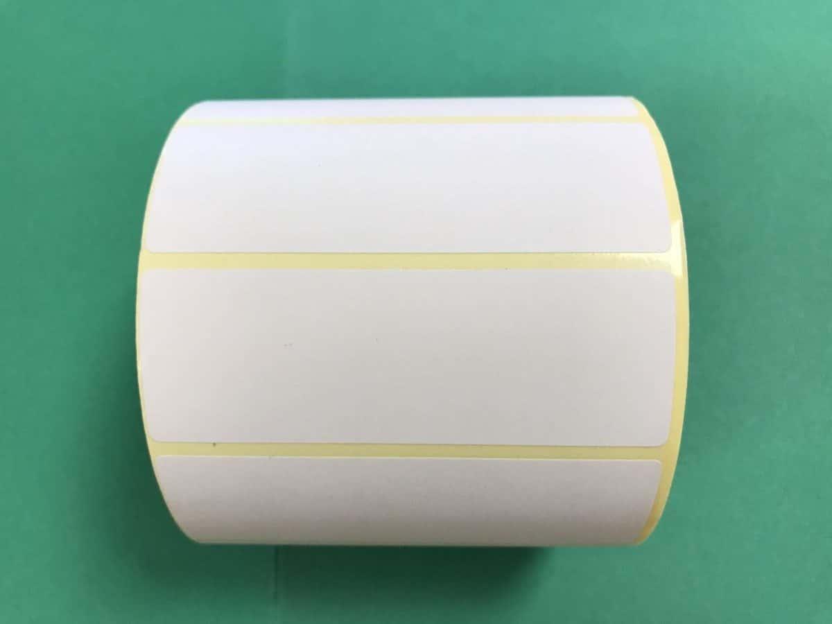 Etiquettes en bobine hydrosolubles
