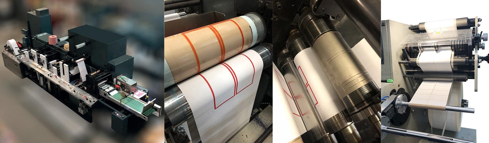 Machines d'imprimerie Solugraph