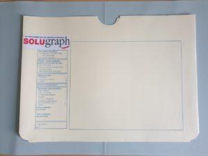 Dossier patient grand modèle - imprimé